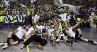 Maio: Sporting vence Taça Challenge em andebol