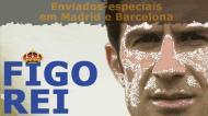 Em Madrid e Barcelona, na maior transferência de sempre (24/7/2000)