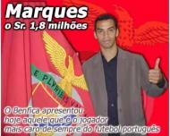 Era o negócio mais caro do futebol português, mas voltou para trás... (10/11/2000)