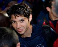 Matias Fernandez com a selecção do Chile