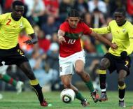 Portugal vs Moçambique (ESTELA SILVA/LUSA)