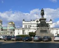 Parlamento da Bulgária, em Sofia