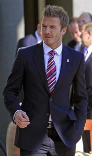 6º David Beckham