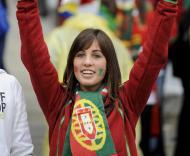 Mundial 2010: Portugal vs Coreia do Norte (EPA/FRANCK ROBICHON)