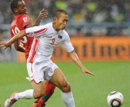 Mundial 2010: Portugal vs Coreia do Norte (EPA/HELMUT FOHRINGER)