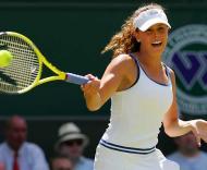 Wimbledon: Michelle Brito frente a Serena Williams