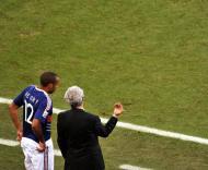 Mundial 2010: França vs Africa do Sul (EPA/PETER STEFFEN)