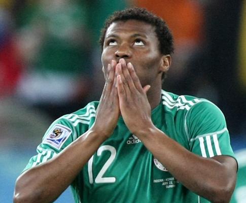 Mundial 2010: Nigéria vs Coreia do Sul (EPA/HALDEN KROG)