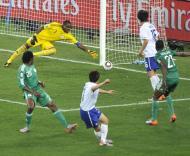 Mundial 2010: Nigéria vs Coreia do Sul (EPA/ANDY RAIN)