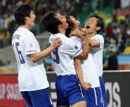 Mundial 2010: Nigéria vs Coreia do Sul (EPA/ALI HAIDER)