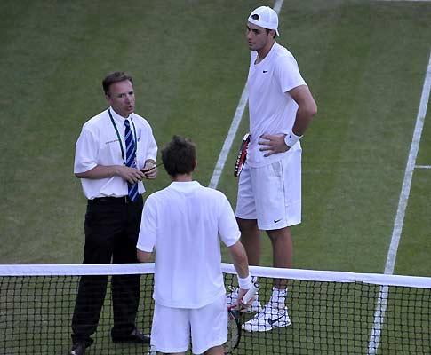 Wimbledon: o encontro mais longo da história