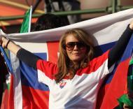 Mundial 2010: Eslováquia vs Itália (EPA/SRDJAN SUKI)