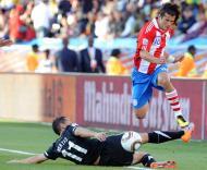 Mundial 2010: Paraguai vs Nova Zelândia (EPA/BRIAN STEWART)