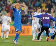 Mundial 2010: Eslováquia vs Itália (EPA/GERRY PENNY)