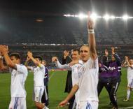 Mundial 2010: Eslováquia vs Itália (EPA/KIM LUDBROOK )