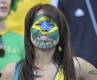 Mundial 2010: Portugal vs Brasil (EPA/ANDY RAIN