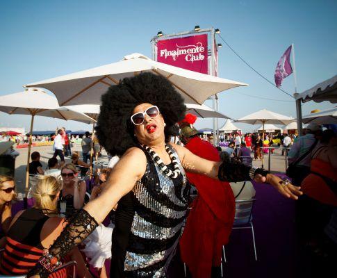 Arraial Pride 2010 [LUSA]