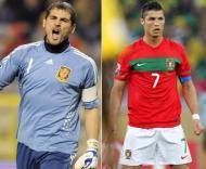 Iker Casillas vs Cristiano Ronaldo