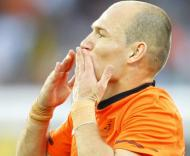Mundial 2010: Holanda vs Eslováquia (EPA/KIM LUDBRROK)