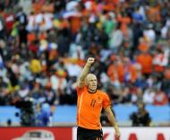 Mundial 2010: Holanda vs Eslováquia (EPA/ANDY RAIN)
