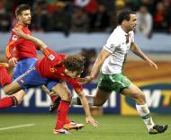 Mundial 2010: Espanha vs Portugal (ESTELA SILVA/LUSA)