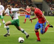Mundial 2010: Espanha vs Portugal (EPA/NIC BOTHMA)