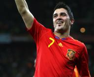 Mundial 2010: Espanha vs Portugal (EPA/OLIVER WEIKEN)