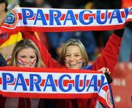 A torcer pelo Paraguai