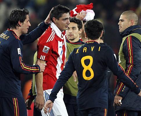 Cardozo: «Ainda não acredito que falhei um penalty no Mundial»