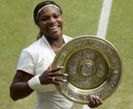 Serena Williams vence em Wimbledon (Reuters)