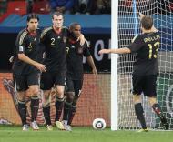 Uruguai vs Alemanha (EPA/CARL FOURIE)