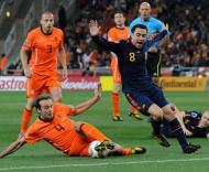 Holanda vs Espanha (EPA/GERRY PENNY)