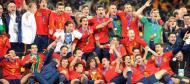 Julho: Espanha é campeã do Mundo
