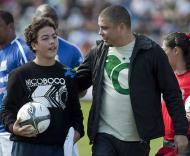 Ronaldo, o Fenómeno, vira «paparazzo»