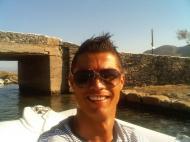 Cristiano Ronaldo de férias