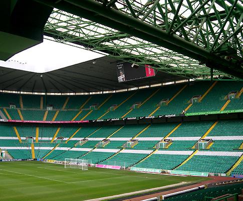 Celtic Park, em Glasgow (Celtic)