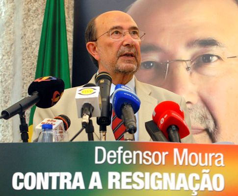 Defensor Moura (LUSA)