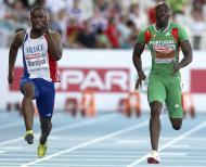 Barcelona: Obikwelu na final dos 100 metros