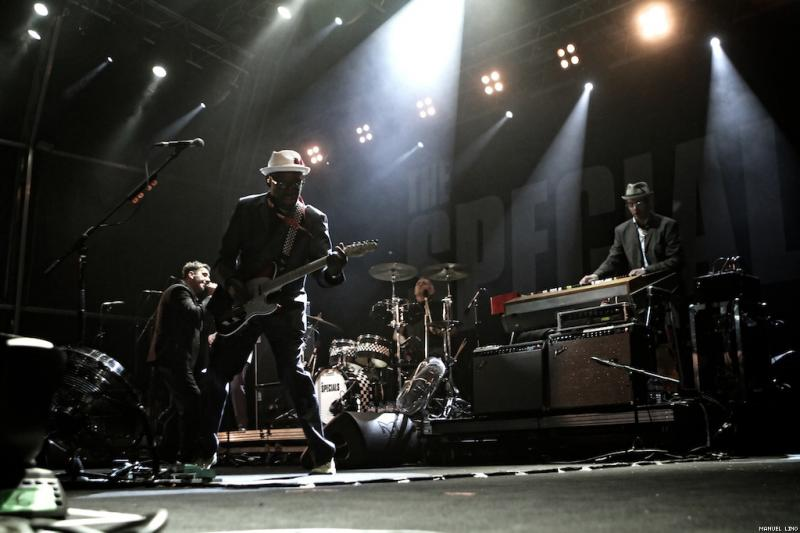 The Specials no Paredes de Coura 2010 (foto: Manuel Lino)
