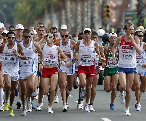 Maratona dos Europeus de Barcelona