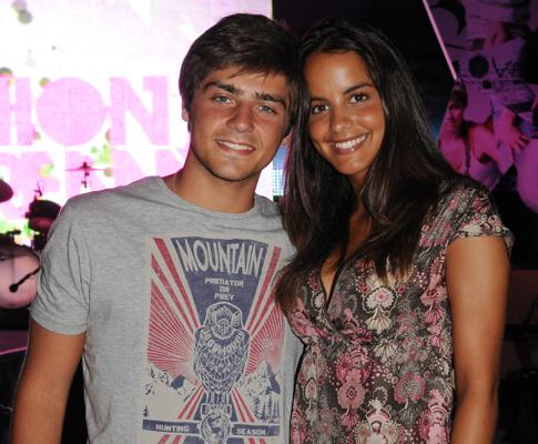 Sara Matos e Lourenço Ortigão