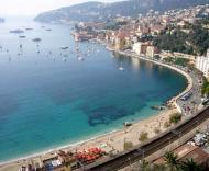 Côte d`Azur, França