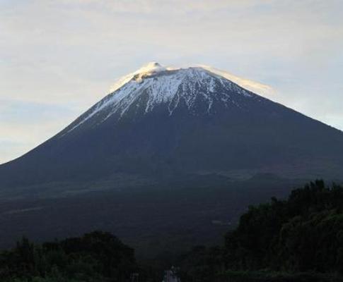 Paisagem Vulcânica da Ilha do Pico