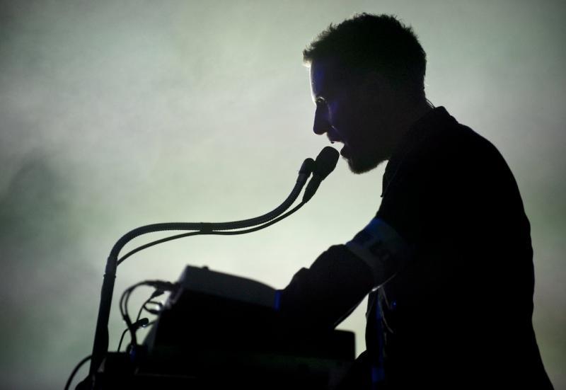 Festival de Música Lowlands - Massive Attack ( EPA/MARTEN VAN DIJL)