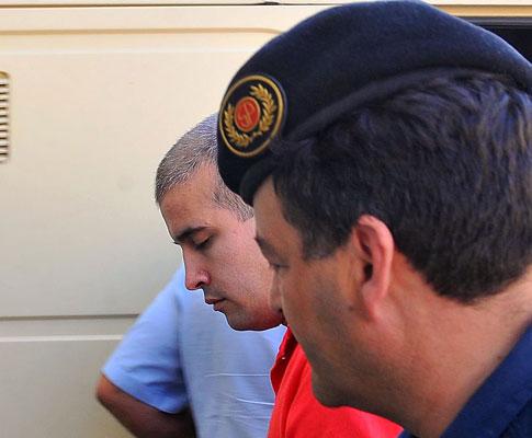 Julgamento de Allan Sharif (Nuno André Ferreira/Lusa)