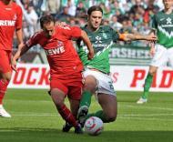 Werder Bremen vs Colónia (EPA/CARMEN JASPERSEN)