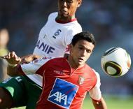 Braga vs Marítimo (HUGO DELGADO/LUSA)