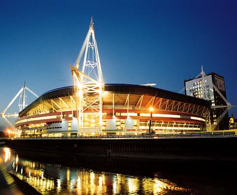 Estádio Millenium, em Cardiff