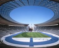 Estádio Olímpico, em Berlim