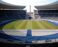 Estádio Olímpico, em Berlim (Hertha)